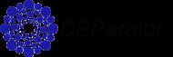DEParator Arimo logo_edited trans